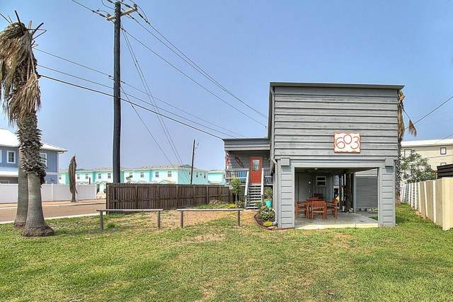 603 Island Retreat Road, Port Aransas, TX 78373 (MLS #381179) :: RE/MAX Elite | The KB Team