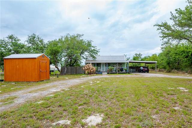 1231 Weeping Willow, Rockport, TX 78382 (MLS #381383) :: KM Premier Real Estate