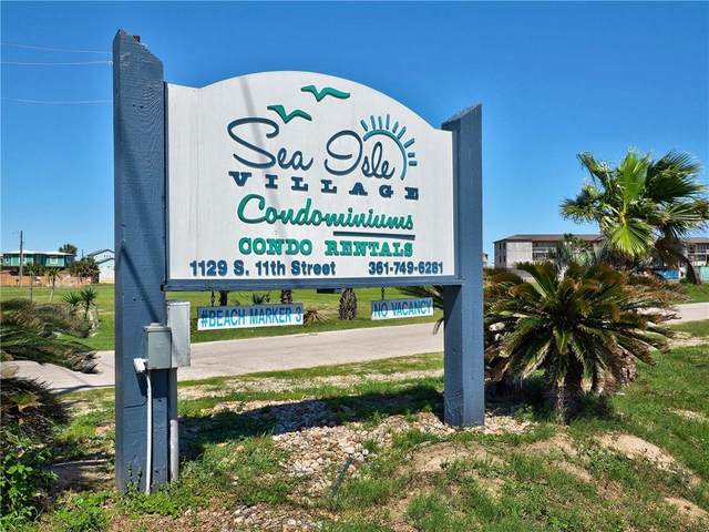 1129 S 11th Street #44, Port Aransas, TX 78373 (MLS #381473) :: RE/MAX Elite Corpus Christi