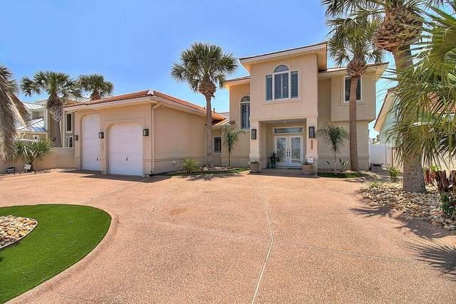411 Piper Boulevard, Port Aransas, TX 78373 (MLS #381786) :: KM Premier Real Estate