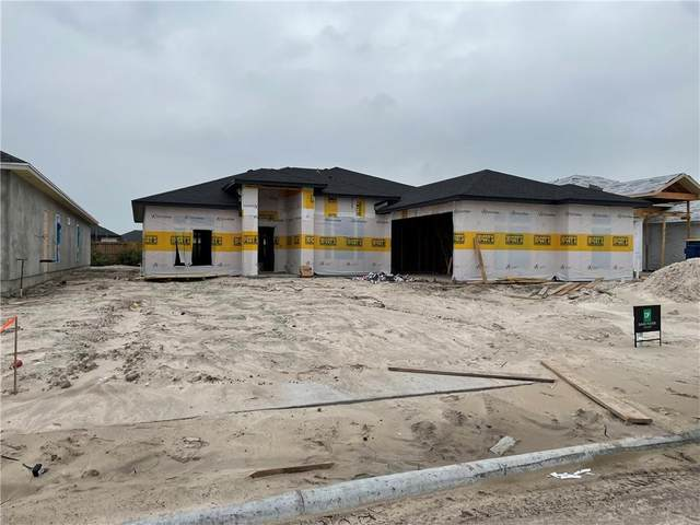 7838 Hulk Drive, Corpus Christi, TX 78412 (MLS #381878) :: South Coast Real Estate, LLC
