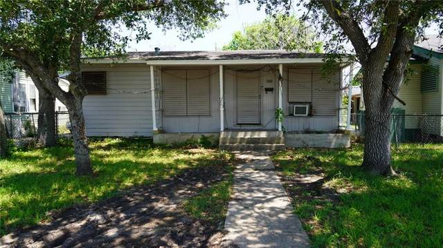 4746 Hamlett Drive, Corpus Christi, TX 78415 (MLS #382017) :: South Coast Real Estate, LLC