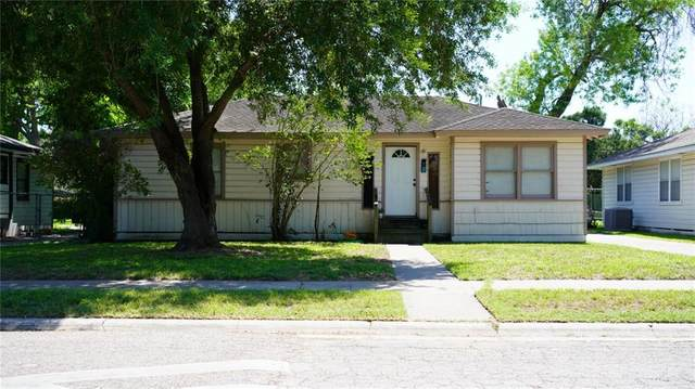 3929 Harris Drive, Corpus Christi, TX 78411 (MLS #382023) :: KM Premier Real Estate