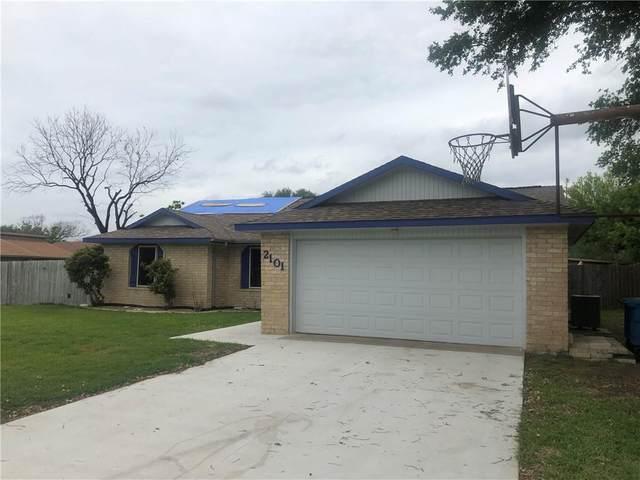 2101 E Dolphin, Portland, TX 78374 (MLS #382113) :: KM Premier Real Estate