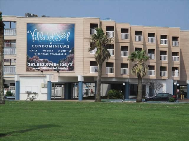3938 Surfside Boulevard NE #1120, Corpus Christi, TX 78402 (MLS #382549) :: RE/MAX Elite Corpus Christi