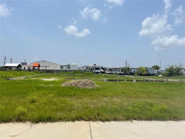 119 Shoalwater Way, Rockport, TX 78382 (MLS #382813) :: RE/MAX Elite Corpus Christi