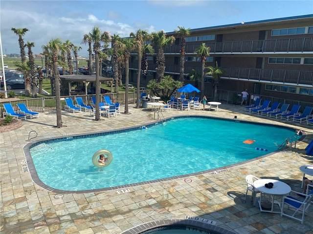 15340 Leeward Drive #201, Corpus Christi, TX 78418 (MLS #383168) :: South Coast Real Estate, LLC