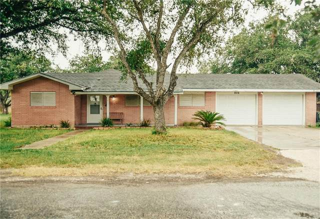 806 S Dibrell Street, Orange Grove, TX 78372 (MLS #383436) :: KM Premier Real Estate