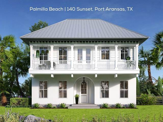 140 Sunset Avenue, Port Aransas, TX 78373 (MLS #383554) :: RE/MAX Elite Corpus Christi