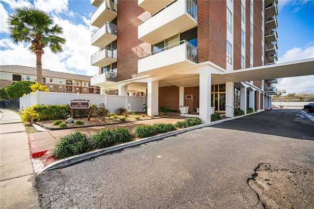 715 S Upper Broadway Street #1404, Corpus Christi, TX 78401 (MLS #383655) :: KM Premier Real Estate