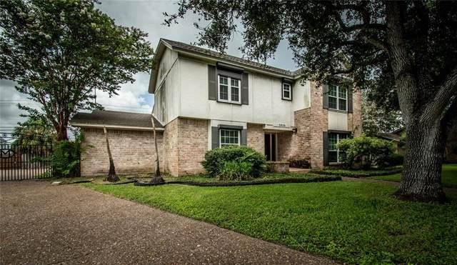 5930 Parkland Drive, Corpus Christi, TX 78413 (MLS #384896) :: KM Premier Real Estate