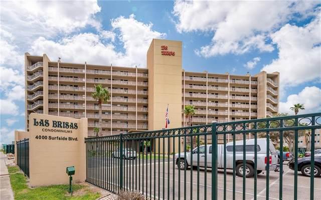 4000 Surfside Boulevard #302, Corpus Christi, TX 78402 (MLS #385139) :: KM Premier Real Estate
