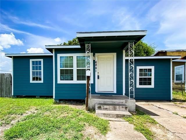 4841 Odem Drive, Corpus Christi, TX 78415 (MLS #385482) :: KM Premier Real Estate