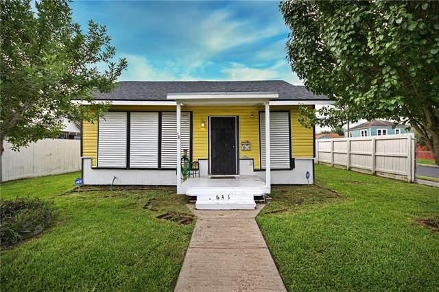 641 Southern Street, Corpus Christi, TX 78404 (MLS #385539) :: KM Premier Real Estate