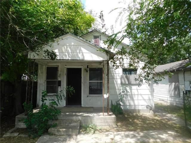 607 Chaparral Street, Alice, TX 78332 (MLS #385808) :: RE/MAX Elite Corpus Christi