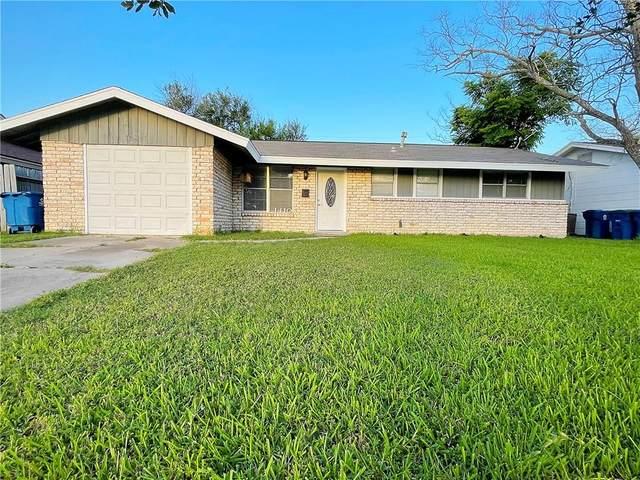 1410 Denver Street, Portland, TX 78374 (MLS #385985) :: KM Premier Real Estate