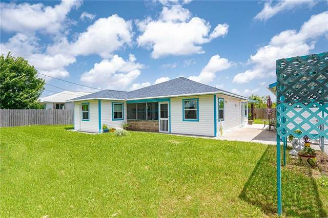 214 Rattlesnake Point, Rockport, TX 78382 (MLS #386225) :: RE/MAX Elite Corpus Christi