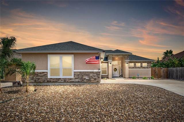 13914 Whitecap Boulevard, Corpus Christi, TX 78418 (MLS #386245) :: RE/MAX Elite | The KB Team