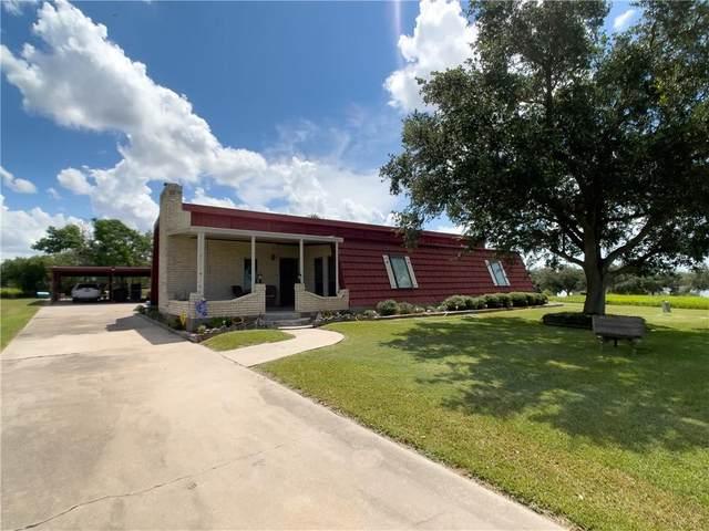 24434 La Ponderosa Lane, Mathis, TX 78368 (MLS #386282) :: RE/MAX Elite Corpus Christi