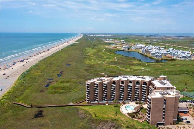 720 Access Road 1-A, Port Aransas, TX 78373 (MLS #386295) :: KM Premier Real Estate