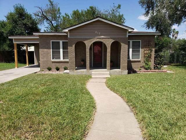 417 W 5th Street, Alice, TX 78332 (MLS #386388) :: RE/MAX Elite Corpus Christi