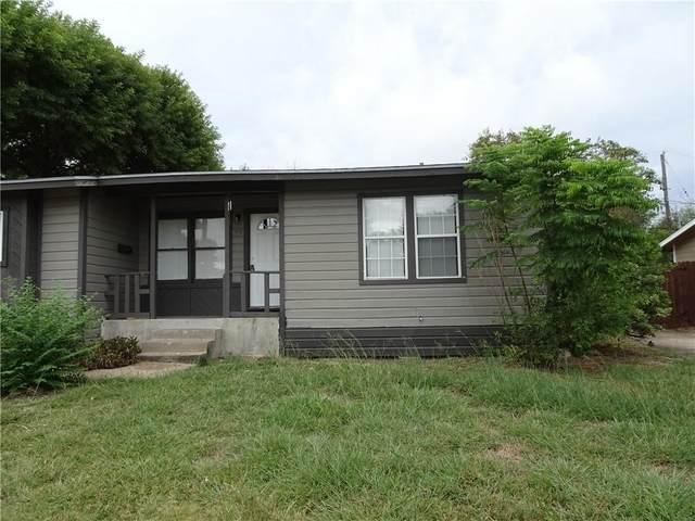 1018 Clare Dr, Corpus Christi, TX 78412 (MLS #388284) :: South Coast Real Estate, LLC