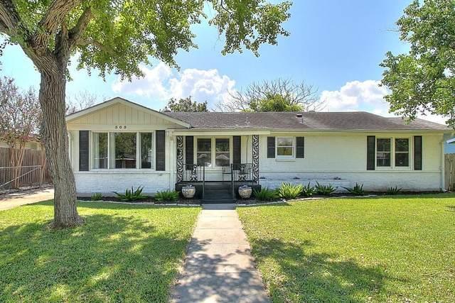 505 Peerman Place, Corpus Christi, TX 78411 (MLS #388382) :: RE/MAX Elite | The KB Team