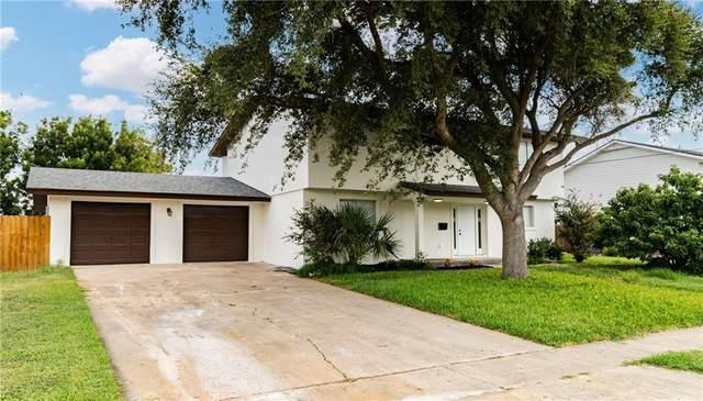 110 Markham Place, Portland, TX 78374 (MLS #388415) :: KM Premier Real Estate