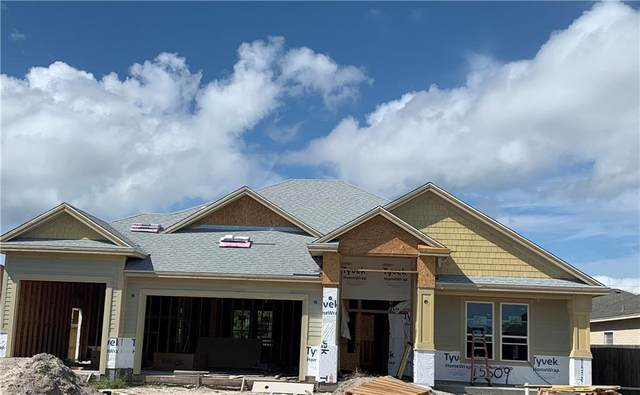 15509 Finistere Street, Corpus Christi, TX 78418 (MLS #388875) :: South Coast Real Estate, LLC