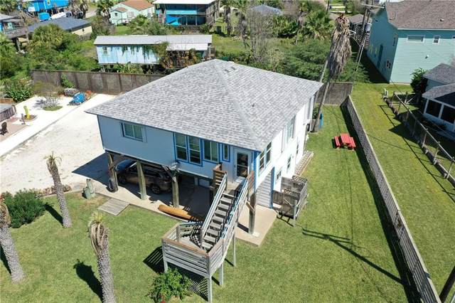 401 Trojan Street, Port Aransas, TX 78373 (MLS #388965) :: South Coast Real Estate, LLC