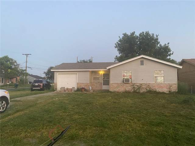 4242 Leonard Drive, Corpus Christi, TX 78410 (MLS #389085) :: South Coast Real Estate, LLC