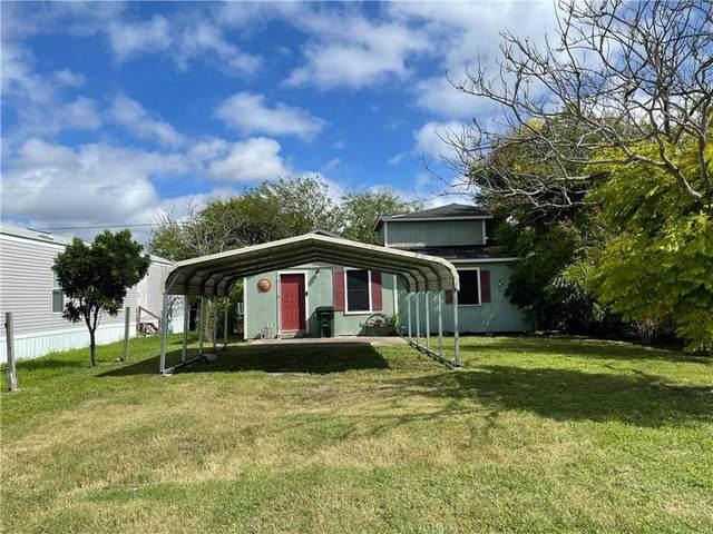 504 Peach St., Taft, TX 78390 (MLS #389358) :: South Coast Real Estate, LLC