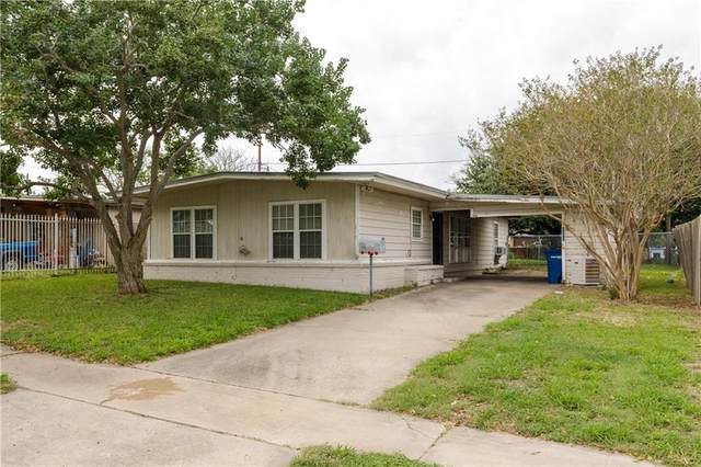 1221 Vernon Drive, Corpus Christi, TX 78407 (MLS #389501) :: KM Premier Real Estate