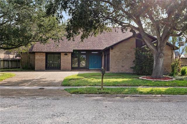 6014 Parkland Drive, Corpus Christi, TX 78413 (MLS #389542) :: RE/MAX Elite | The KB Team