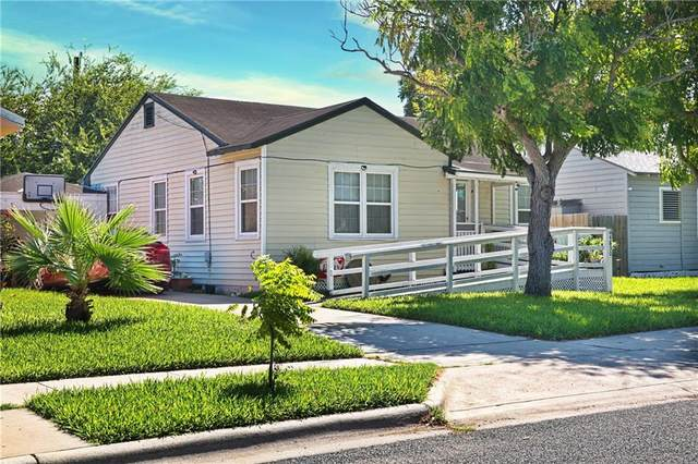 4830 Easter Drive, Corpus Christi, TX 78415 (MLS #389563) :: KM Premier Real Estate
