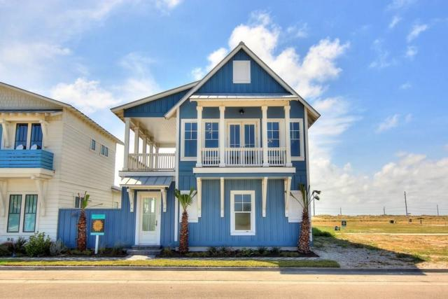 713 Sunrise Ave, Port Aransas, TX 78373 (MLS #341634) :: Desi Laurel Real Estate Group