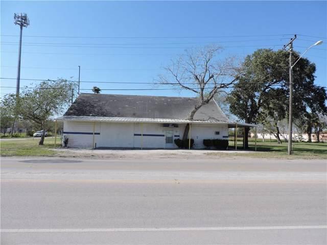 1205 N Front Street, Mathis, TX 78368 (MLS #353924) :: RE/MAX Elite Corpus Christi
