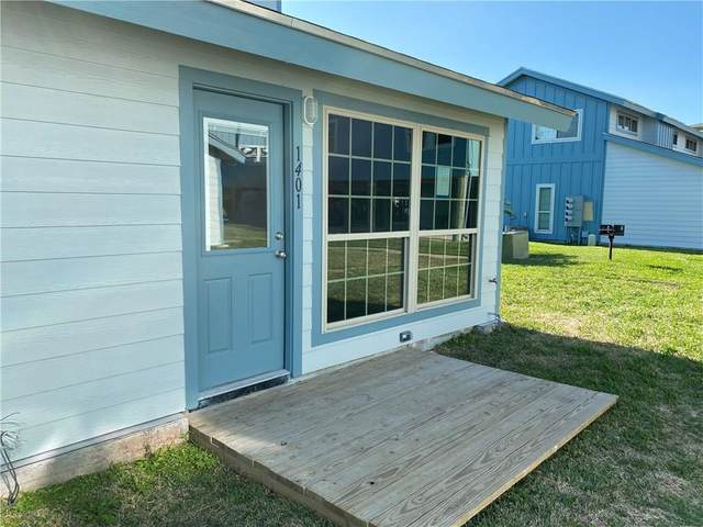 715 Beach Access Road 1-A #1401, Port Aransas, TX 78373 (MLS #356597) :: RE/MAX Elite Corpus Christi