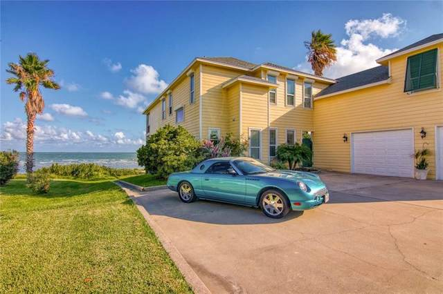 218 Shore Drive, Portland, TX 78374 (MLS #357402) :: KM Premier Real Estate