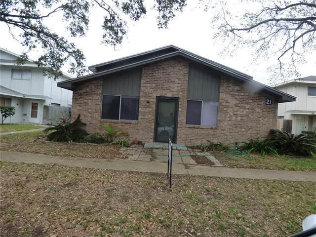 6112 Hidden Cove, Corpus Christi, TX 78412 (MLS #357433) :: RE/MAX Elite Corpus Christi