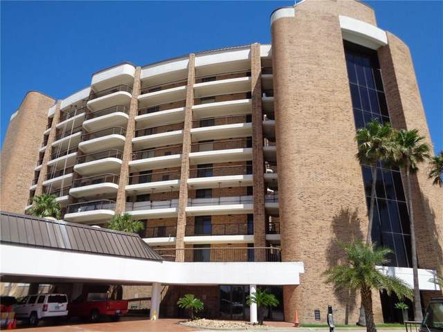 720 Beach Access Road 1A #509, Port Aransas, TX 78373 (MLS #361625) :: Desi Laurel Real Estate Group