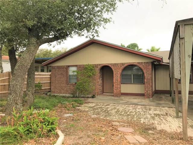 715 S Doughty Street, Rockport, TX 78382 (MLS #361644) :: Desi Laurel Real Estate Group