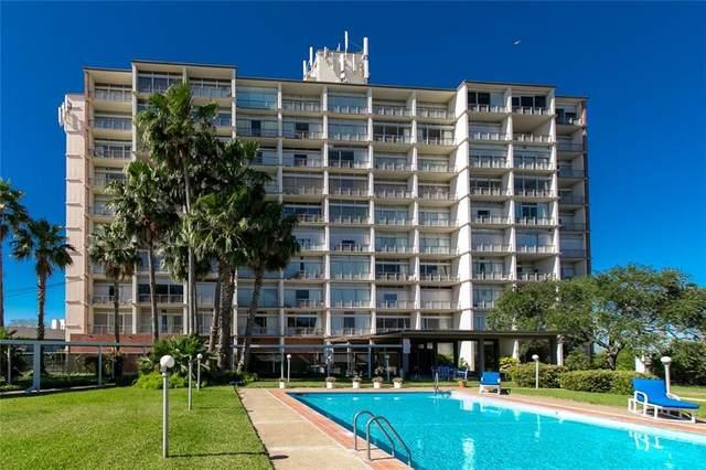 4600 Ocean Drive #805, Corpus Christi, TX 78412 (MLS #362437) :: Desi Laurel Real Estate Group
