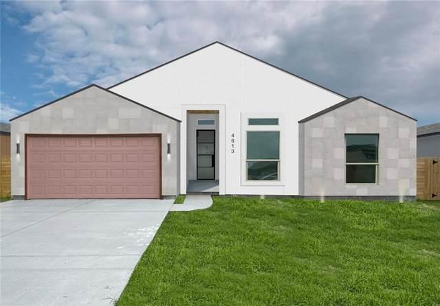 4813 Del Paseo Street, Corpus Christi, TX 78411 (MLS #370457) :: South Coast Real Estate, LLC