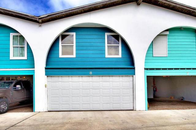 318 W Cotter Avenue #8, Port Aransas, TX 78373 (MLS #370670) :: KM Premier Real Estate