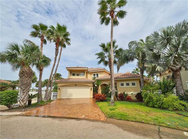 166 La Joya, Port Aransas, TX 78373 (MLS #370690) :: South Coast Real Estate, LLC