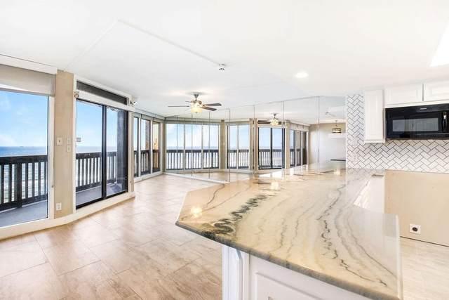 6745 Seacomber Drive #1102, Port Aransas, TX 78373 (MLS #372111) :: South Coast Real Estate, LLC