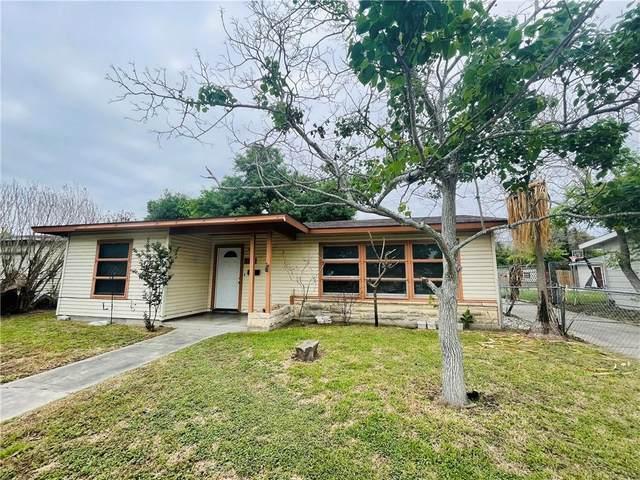1541 Devon Drive, Corpus Christi, TX 78415 (MLS #375349) :: South Coast Real Estate, LLC