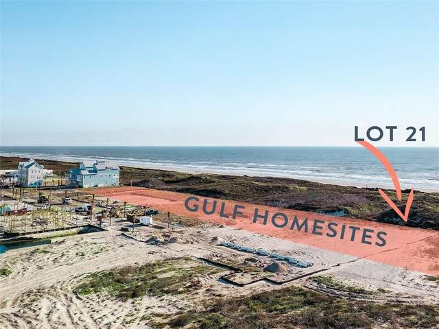 L21 B3, Port Aransas, TX 78373 (MLS #376227) :: KM Premier Real Estate