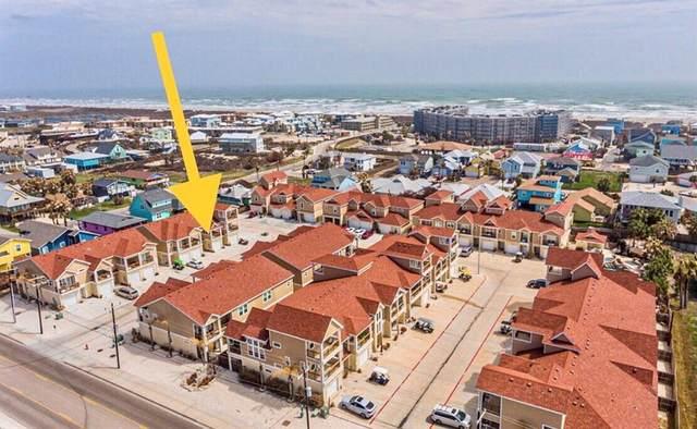 1813 S Eleventh Street #106, Port Aransas, TX 78373 (MLS #380748) :: South Coast Real Estate, LLC